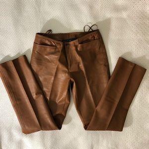Ralph Lauren, 100% Lamb Leather